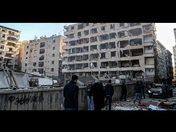 Diyarbakır'ın merkez Bağlar İlçesi'nde terör saldırısı