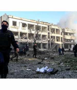 Diyarbakır'da patlama