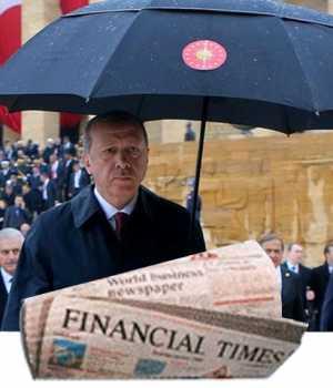 FT: Erdoğan Suriye ve Irak'ta suları bulandırıyor