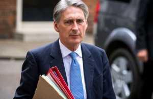 Maliye Bakanı Hammond