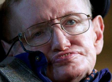 Astrofizikçi Stephen Hawking