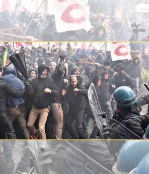 İtalya'da referandum tepkisi