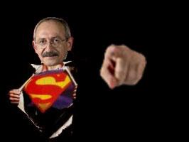Kemal Kılıçdaroğlu, Süperman