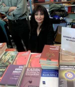 Yazar, sosyolog ve belgesel yapımcısı Semra Eren-Nijhar