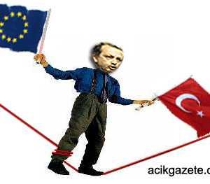 Tayyip Erdoğan ve AB
