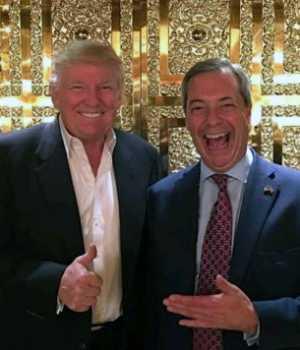 Trump ve Farage