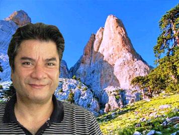 Isparta'nın Aksu ilçesinde bulunan dünyaca ünlü kaya tırmanışı parkuru