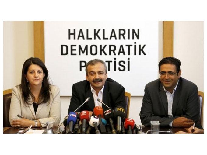 HDP TBMM Başkanvekili ve İstanbul Milletvekili Pervin Buldan
