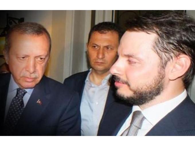 Erdoğan'ın damadı Berat Albayrak