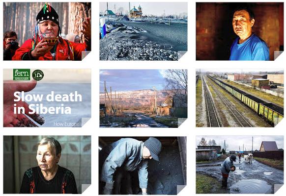 Sibirya'daki Türkler kömür yüzünden ölüyor!