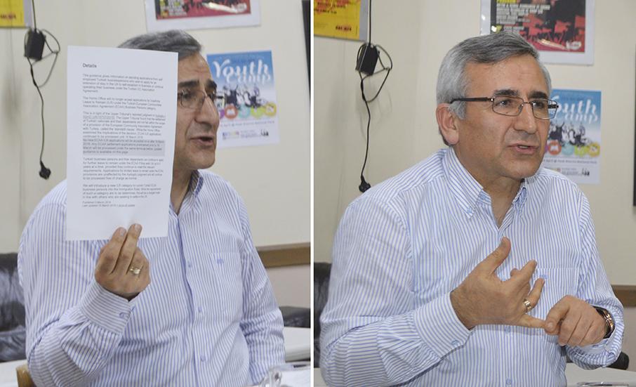 Av. Çankıran'dan Ankara Anlaşmalılara iyi haber