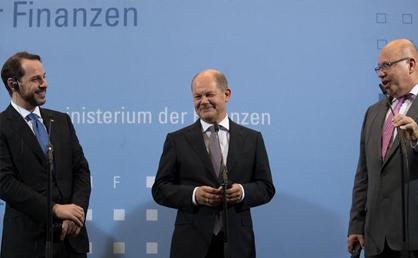 """Ankara- Berlin hattında """"adım adım iyileştirme"""" mutabakatı"""