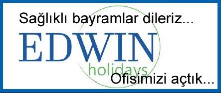 Edwin Holidays