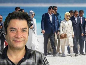 Emine Erdoğan Salda'dan sonra Patara'yı ziyaret edecek!